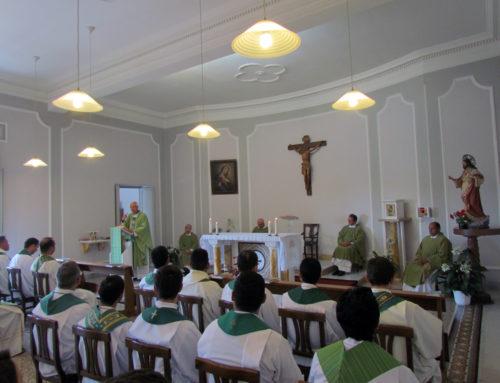 Capela Três Mártires