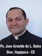 Pe. JOSÉ ARNOLDO DE LIMA SALES