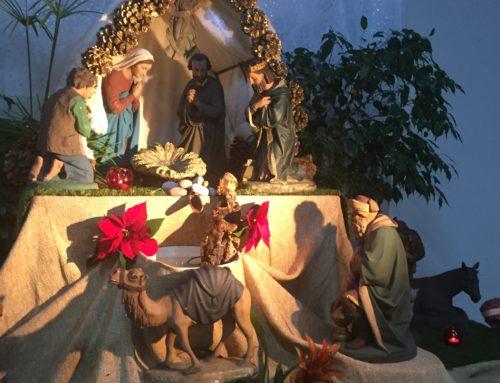 Comunidade do Colégio celebra o Natal de Jesus