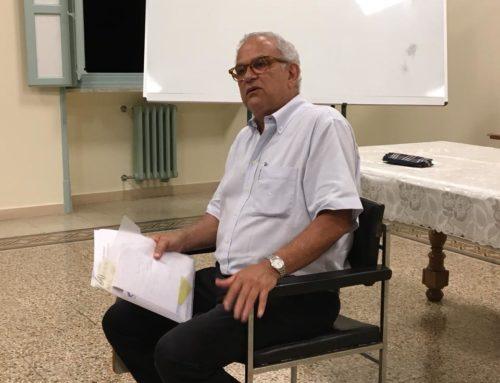 Especialista em pastoral presbiteral visita Pio Brasileiro