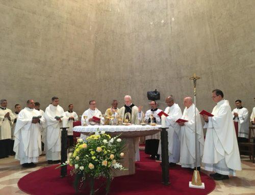 Nossa Senhora Aparecida é festejada no Colégio Pio Brasileiro
