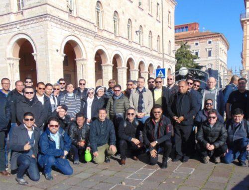 Colégio promove passeio à cidade de Perúgia