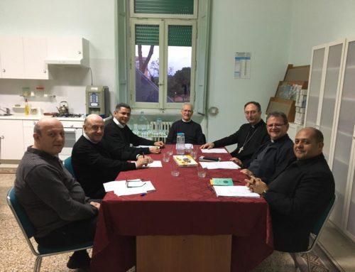 Presidência da CNBB visita Pio Brasileiro