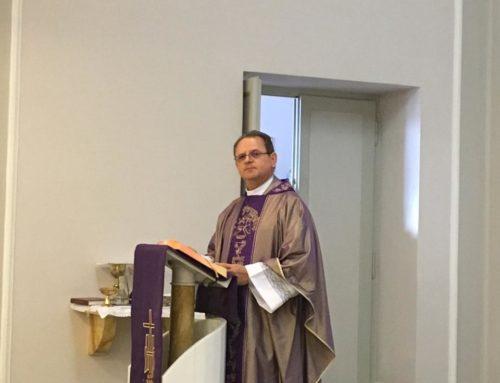 Comunidade celebra os 30 anos de sacerdócio do padre reitor