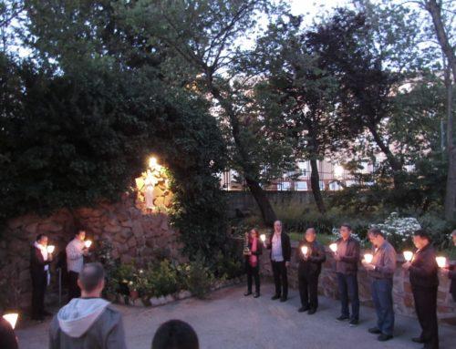 Colégio celebra a Festa da Visitação de Maria