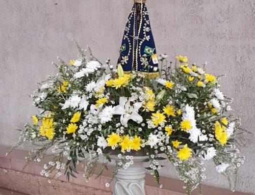 Pio Brasileiro celebra a Solenidade de Nossa Senhora Aparecida