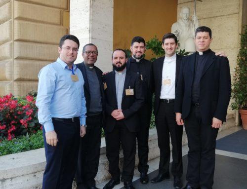 Pio Brasileiro presente no Sínodo