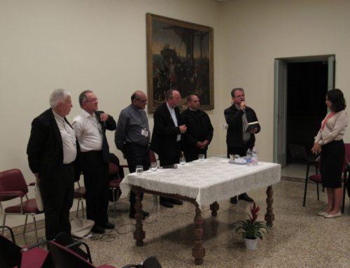 Pio Brasileiro ouve Padres Sinodais