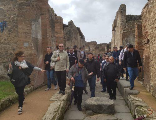 O que fazer em Pompeia?