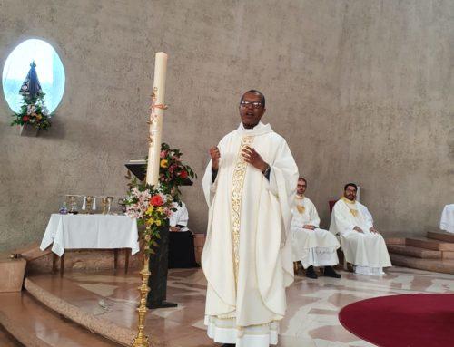 Pe. José Raimundo dos Santos celebra o seu Jubileu de Prata de ordenação