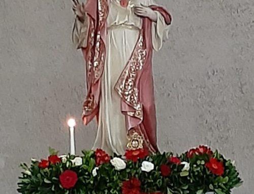 Colégio celebra a Solenidade do Sagrado Coração de Jesus
