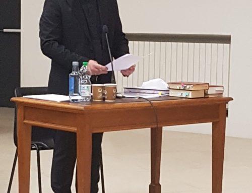 Pe. Edvagner Tomaz da Cruz obtém o título de Doutor em Teologia Dogmática