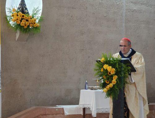 Festa de Nossa Senhora Aparecida no Colégio Pio Brasileiro